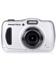 PRAKTICA Luxmedia WP240 Camera Silver 20MP 4x Internal Optical Zoom Waterproof